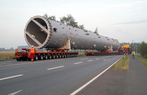 xe tải dài nhất thế giới