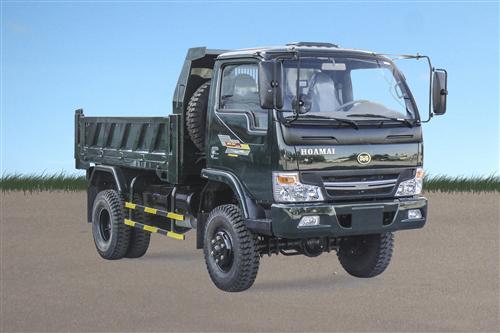 Xe tải ben Hoa Mai 3.2 tấn 2 cầu Euro 4