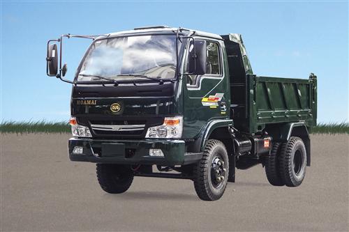 Xe tải ben Hoa Mai 3.48 tấn Euro 4