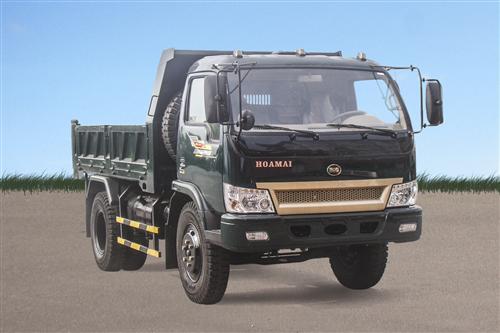 Xe tải ben Hoa Mai 4.85 tấn Euro 4