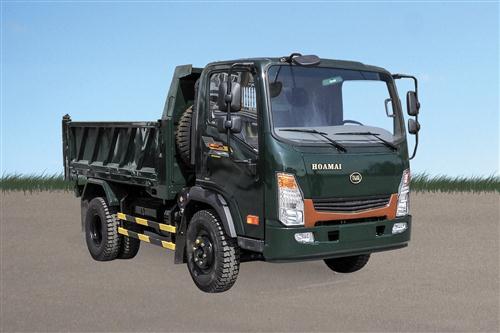 Xe tải ben Hoa Mai 5 tấn Euro 4