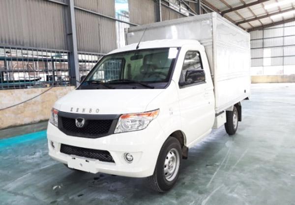 Xe ô tô tải Kenbo Chiến Thắng 900kg thùng kín KB-SX/CTH.TK1