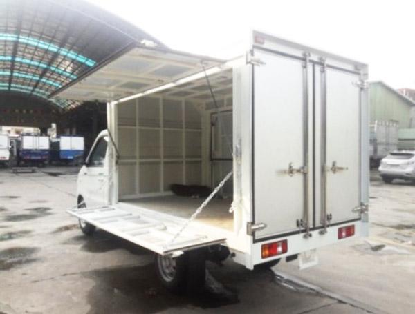 Xe ô tô tải Kenbo Chiến Thắng 900kg thùng kín KB-SX/CTH.TK2