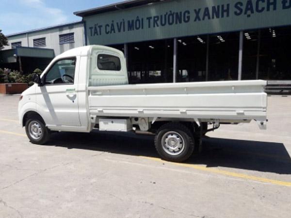 Xe ô tô tải Kenbo Chiến Thắng thùng lửng 995Kg KB-SX/CTH.TL2