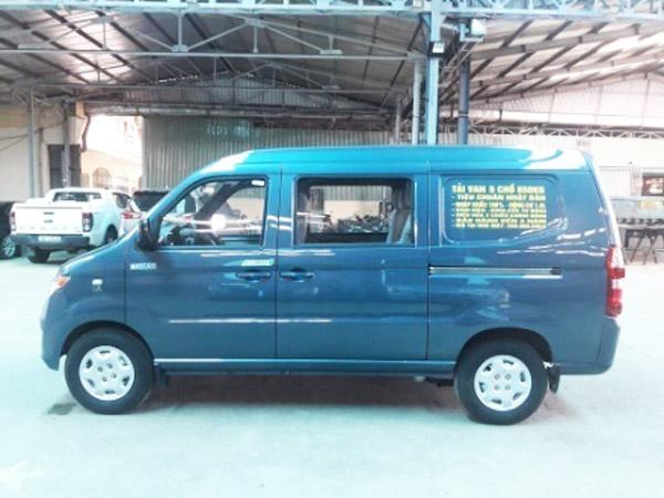 Ô tô tải Van-Kenbo Chiến Thắng KB0.65/TV2