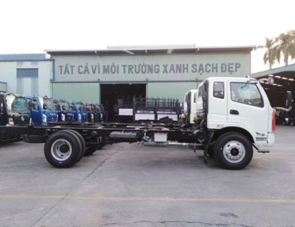Ôtô Sát xi tải WAW SX