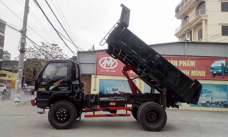 Xe tải ben Chiến Thắng 6.2 tấn 2 cầu