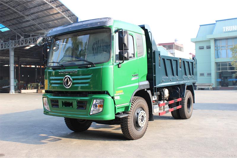 Xe tải ben Dongfeng Chiến thắng 8.4 tấn