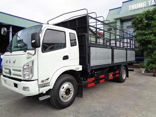 Xe ô tô tải thùng khung mui Chiến Thắng WAW SX/CTH.TM1