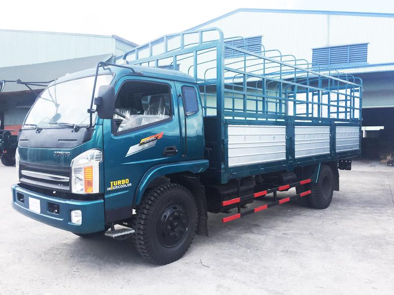 Xe tải thùng khung mui Chiến Thắng 6.25 tấn