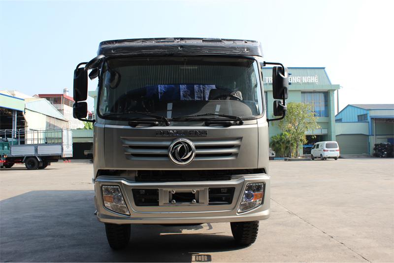 Xe tải Thùng khung mui Dongfeng Chiến thắng 9 tấn