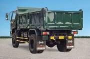 Xe tải ben Hoa Mai 7.35 tấn 2 cầu
