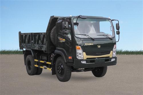 Xe tải ben Hoa Mai 6 tấn Euro 4