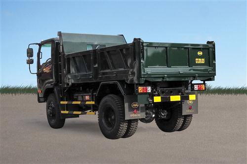 Xe tải ben Hoa Mai 5.85 tấn 2 cầu Euro 4