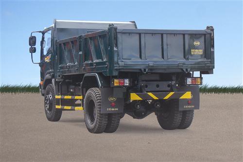 Xe tải ben Hoa Mai 8 tấn Euro 4