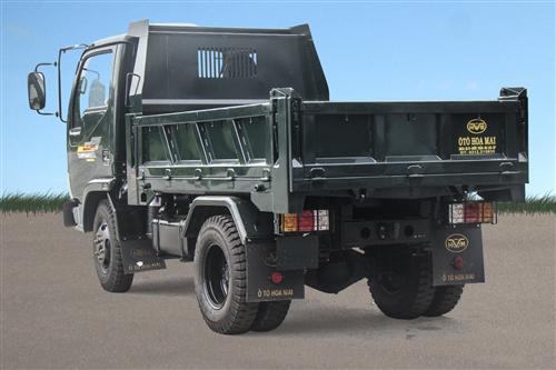 Xe tải ben Hoa Mai 1.6 tấn Euro 4