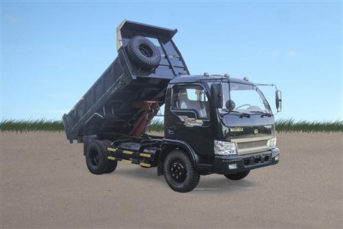 Xe tải ben Hoa Mai 3.9 tấn Euro 4