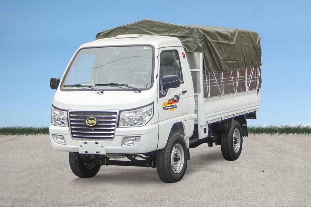Xe tải Hoa Mai 990Kg thùng mui bạt