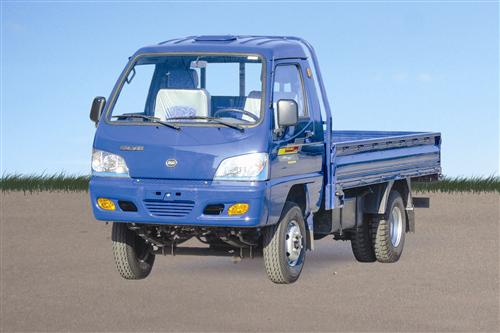 Xe tải Hoa Mai 1.6 tấn thùng lửng