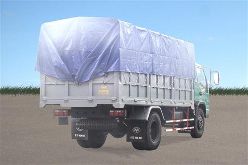 Xe tải Hoa Mai 3.45 tấn thùng mui bạt