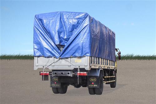 Xe tải Hoa Mai 5 tấn thùng mui bạt