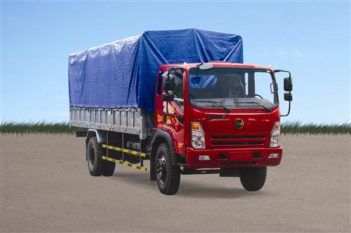 Xe tải Hoa Mai 7.8 tấn thùng mui bạt