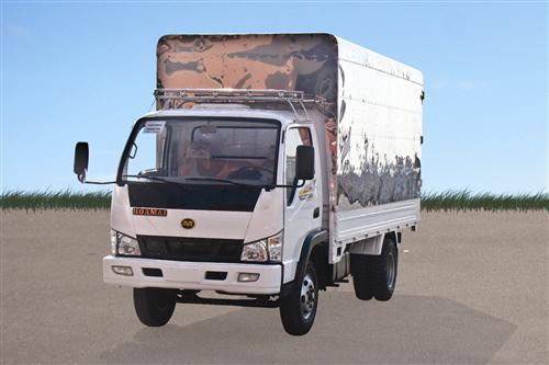 Xe tải Hoa Mai 2 tấn thùng kín