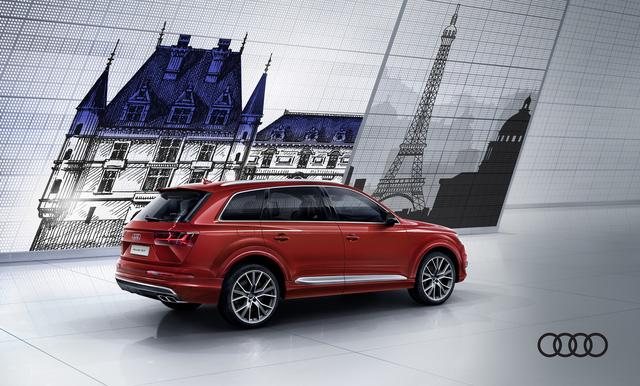 Khám phá nước Pháp cùng Audi