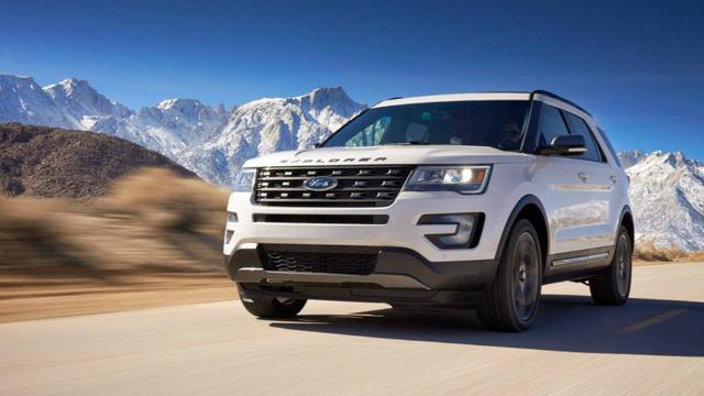 Hàng triệu xe Ford Explorer có nguy cơ bị triệu hồi