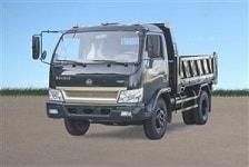 xe ô tô tải hoa mai, Xe tải ben Hoa Mai 3.9 tấn