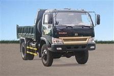 xe ô tô tải hoa mai, Xe tải ben Hoa Mai 4.65 tấn 2 cầu