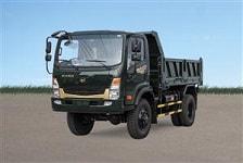 xe ô tô tải hoa mai, Xe tải ben Hoa Mai 5.85 tấn 2 cầu