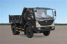 xe ô tô tải hoa mai, Xe tải ben Hoa Mai 6 tấn