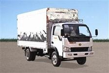 xe ô tô tải hoa mai, Xe tải Hoa Mai 2 tấn thùng kín