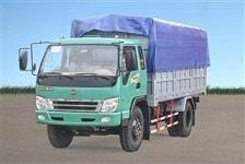 xe thùng hoa mai, Xe tải Hoa Mai 3.45 tấn thùng mui bạt