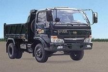 xe ô tô tải hoa mai, Xe tải ben Hoa Mai 3.48 tấn