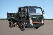 xe ô tô tải hoa mai, Xe tải ben Hoa Mai 5 tấn
