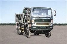 xe tải hoa mai trên 6 tấn, Xe tải ben Hoa Mai 7.8 tấn 2 cầu